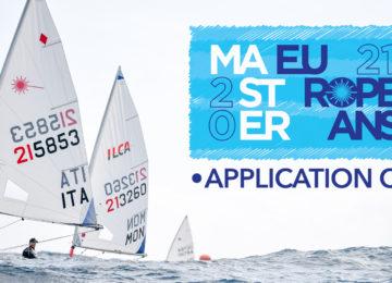 2021 Laser Master Europeans