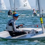 euro laser 4.7 youth 2017 day 2