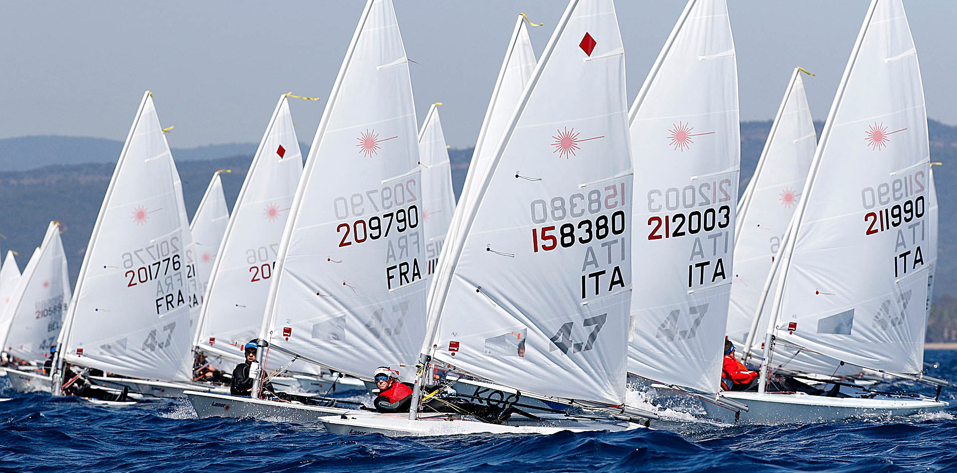 laser 47 hyeres 2017 results