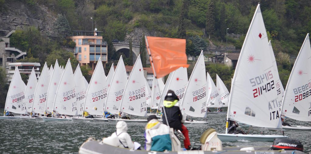 2017 laser europa cup lugano