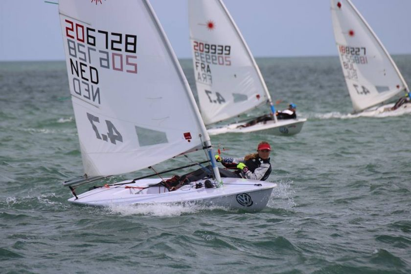 laser 4.7 youth worlds provisional results