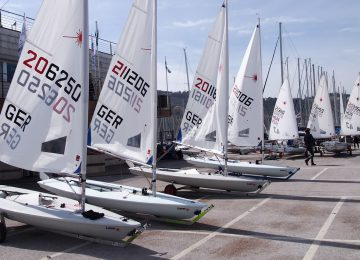 2018 Laser Europa Cup