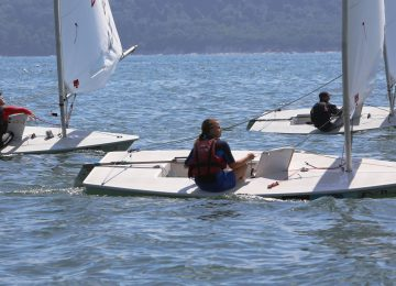 Laser Europa Cup BUL - Day 1 results