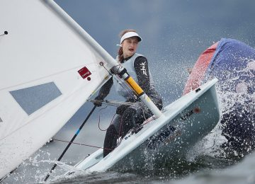 2018 Laser 4.7 World championships Final results
