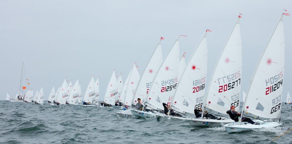 2018 Laser Europa Cup GER results