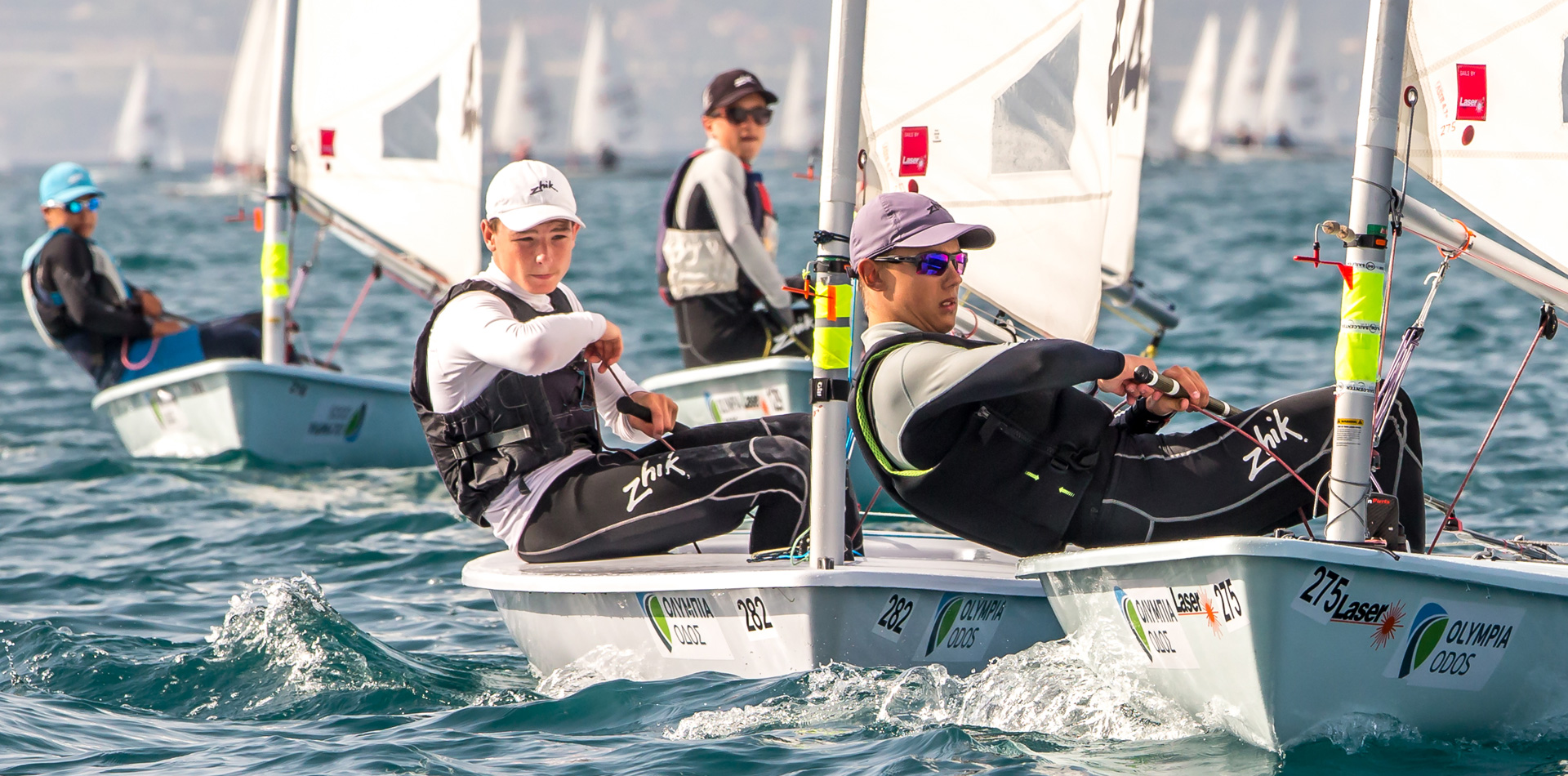 2019 Laser 4.7 Youth Europeans in Hyeres