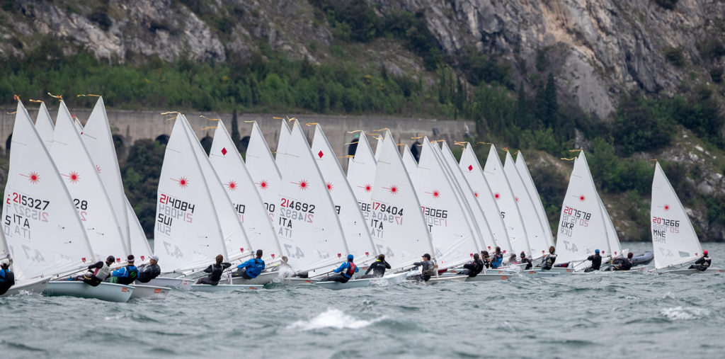 2019 Laser Europa Cup Italy final results