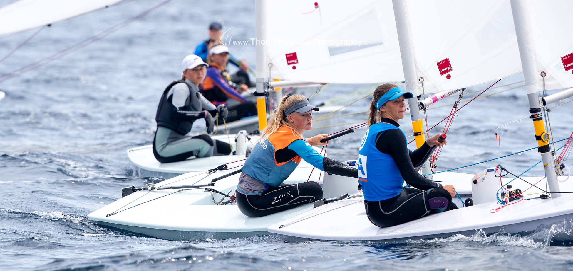 2019 Laser 47 Youth Europeans Final Results
