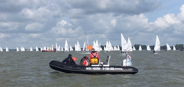 2019 Laser Europa Cup Netherlands