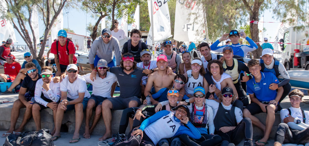 radial youth europeans day 1