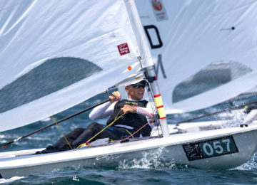 2019 Laser Men World championships