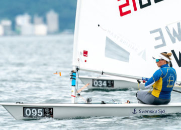 2019 Laser Radial World championships