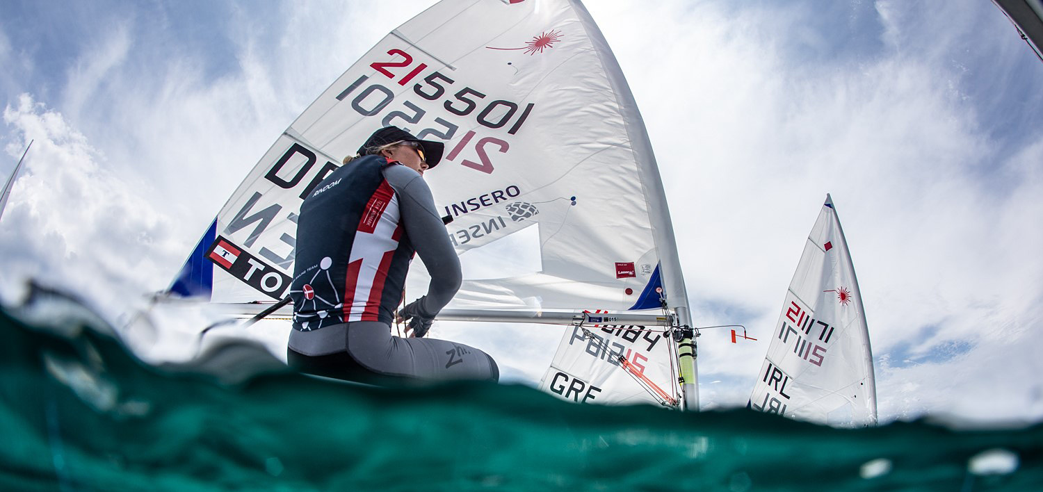 2019 Laser Radial World day 5