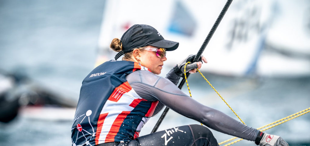 2019 Laser Radial Women World champion