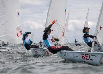 Youth Sailing World championships day 3