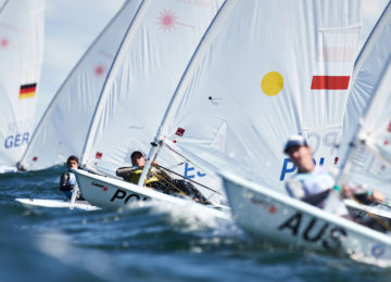 Youth Sailing Worlds day 4