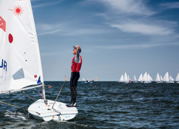 2019 Youth Sailing Worlds final results