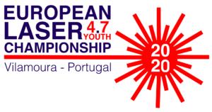 2020 laser 4.7 youth europeans logo