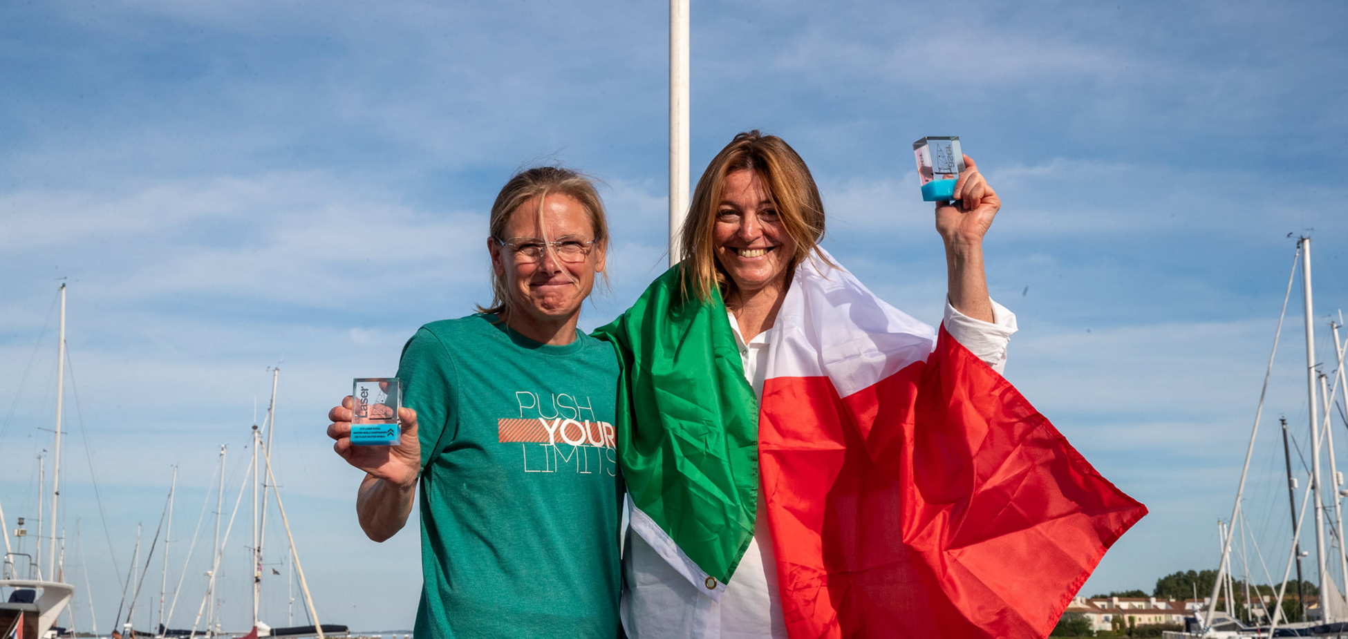 2019 Laser Master World Championships Final results