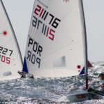 2020 Laser Europa Cup Portugal
