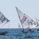 2020 Laser Europa Cup Portimao