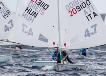 2020 Laser 4.7 Youth Europeans application