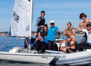 2020 Laser Europa Cup POR final results