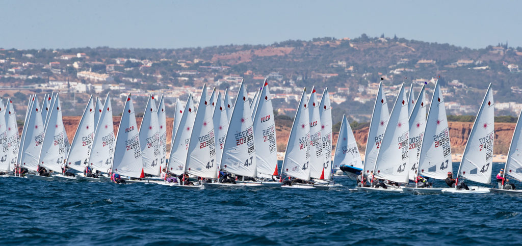 4.7 Youth Europeans Race day 3