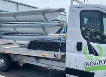 ovington boats ilca