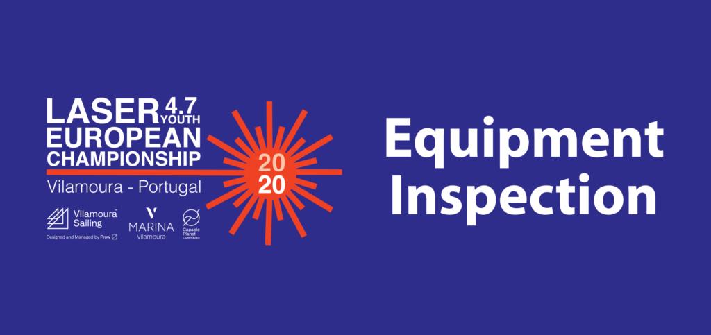Equipment inspection notice
