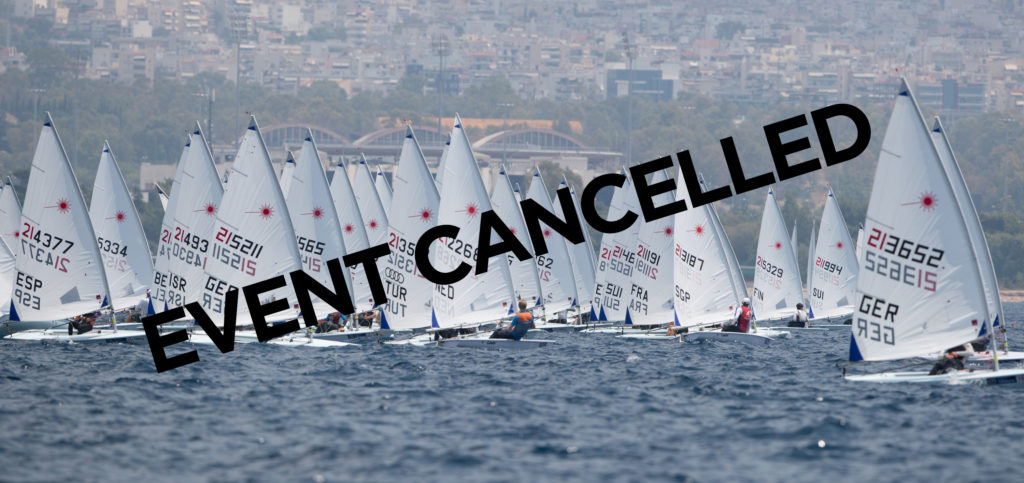 2020 radial youth europeans cancelled