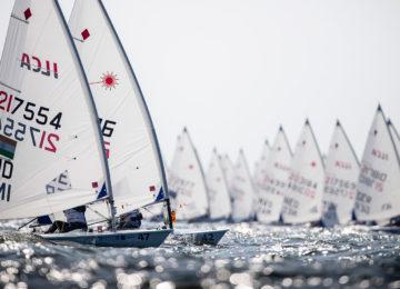 world sailing world cup medemblik 2021