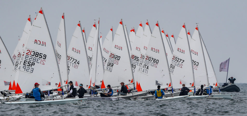 race day 1 4.7 youth europeans