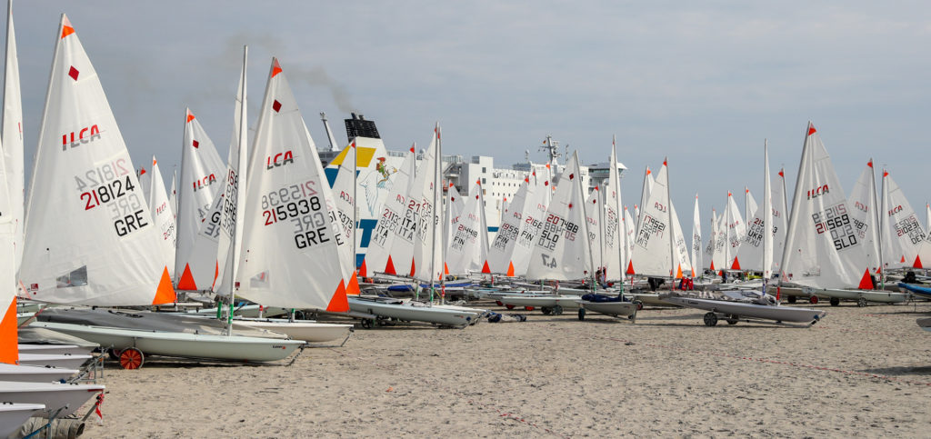 race day 2 2021 4.7 youth europeans