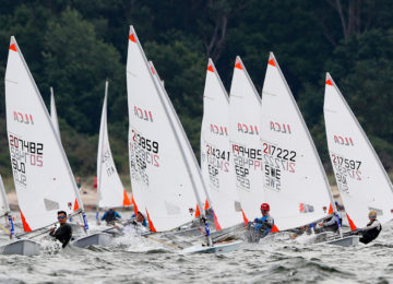 race day 3 4.7 youth europeans