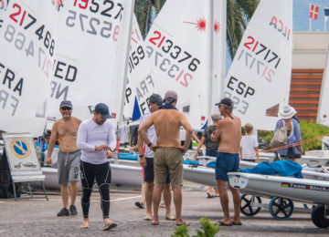 race day 1 master europeans