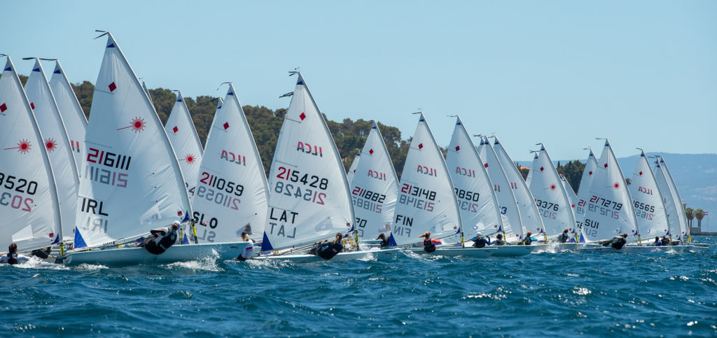 radial youth europeans race day 4