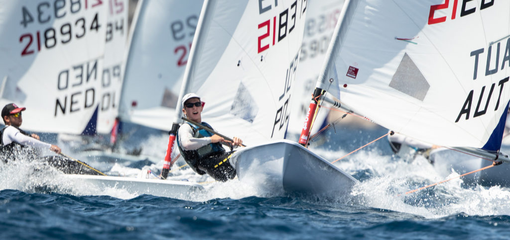 radial youth europeans race day 5
