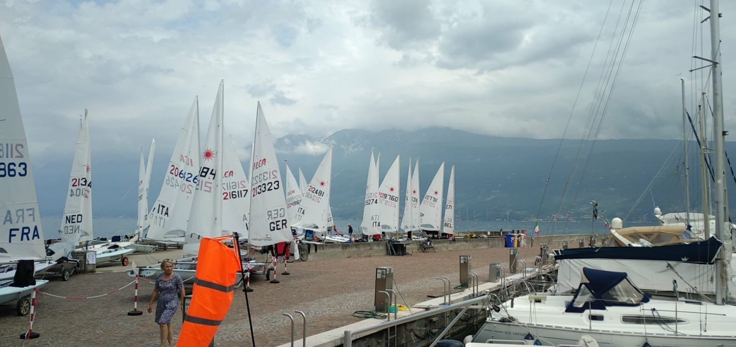 race day 3 master europeans