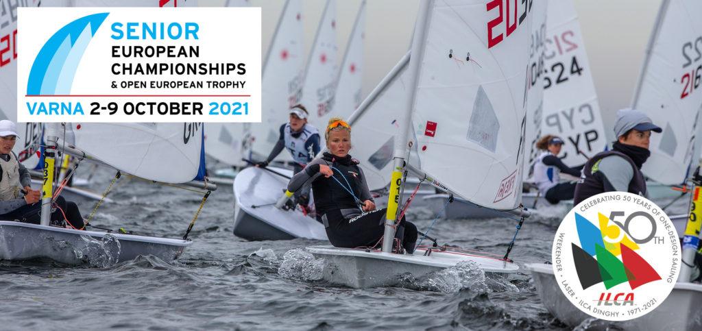50 days for the 2021 Senior Europeans