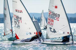 ilca 4 regatta hungary