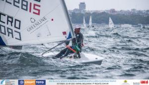 croatian sailor europeans 2021